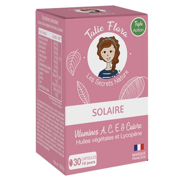 Tatie Flora Solaire 30 capsules