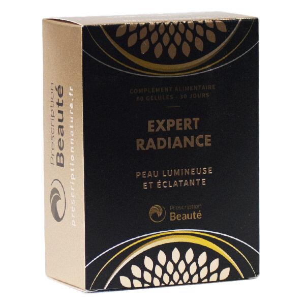 Prescription Nature Expert Radiance 60 gélules