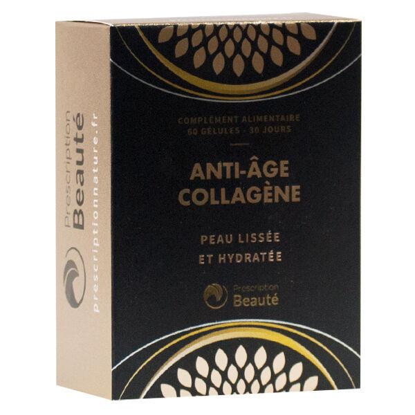Prescription Nature Anti-Âge Collagène 60 gélules