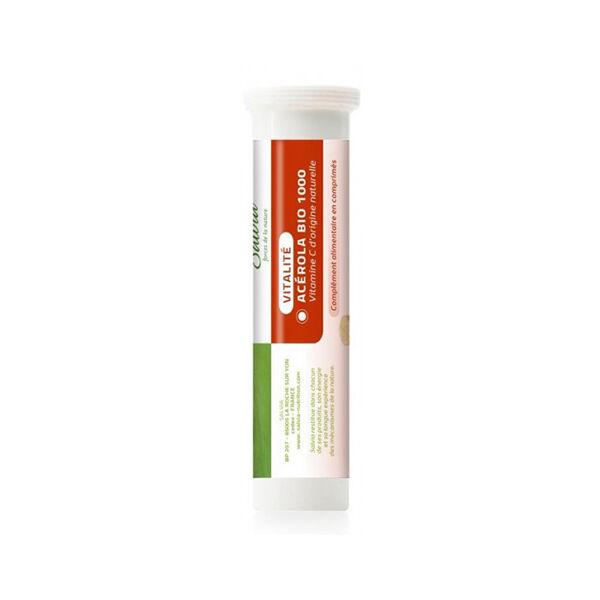 Salvia Acérola Bio 1000 15 comprimés
