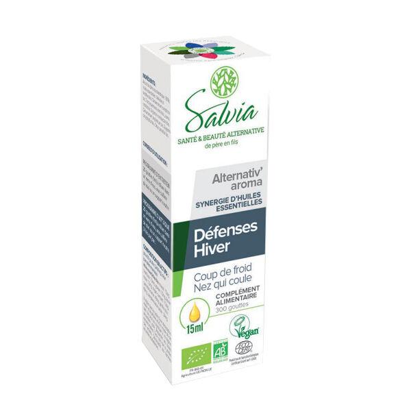 Salvia Alternativ'Aroma Gouttes 15ml