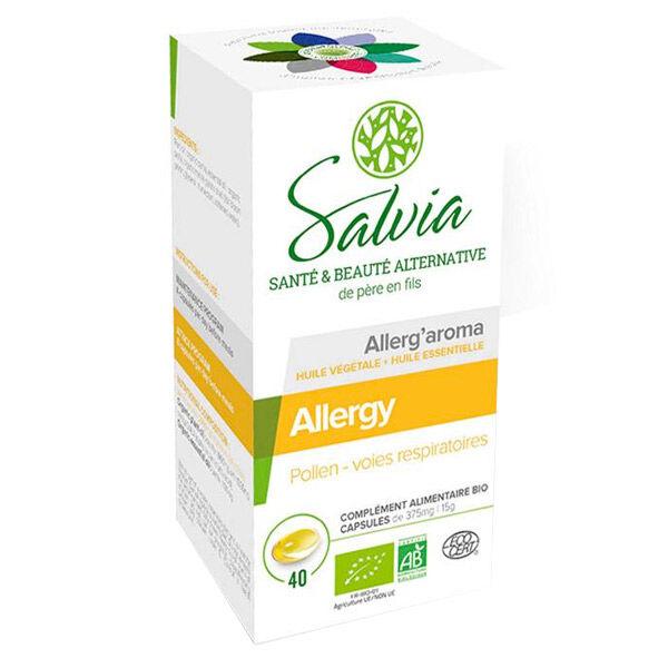 Salvia Allerg'Aroma 40 capsules