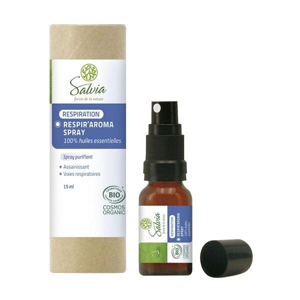 Salvia Respir'Aroma Spray 15ml