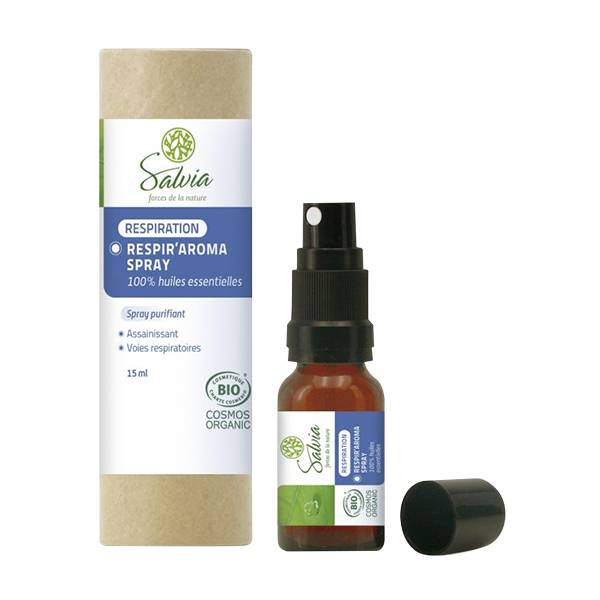 Salvia Respir'Aroma Spray 15ml