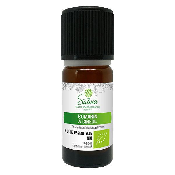 Salvia Huile Essentielle Romarin à Cinéol Bio 10ml