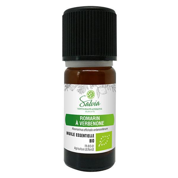 Salvia Huile Essentielle Romarin à Verbenone Bio 10ml