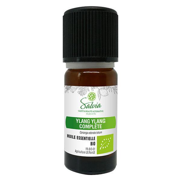 Salvia Huile Essentielle Ylang Ylang Complète Bio 10ml