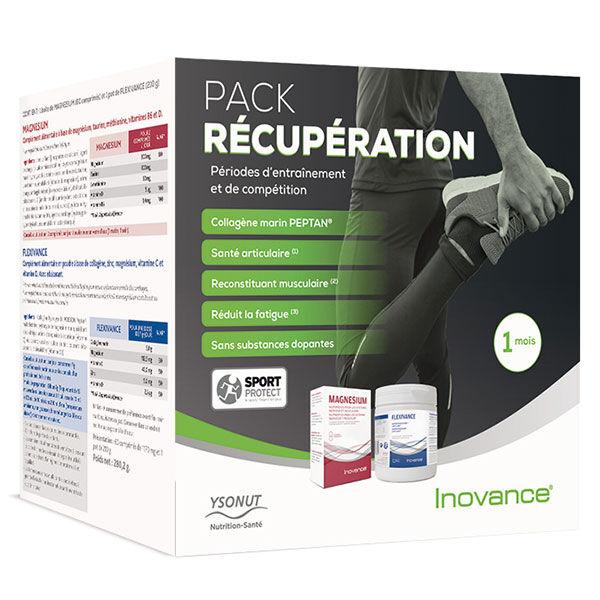 Inovance Pack Récupération