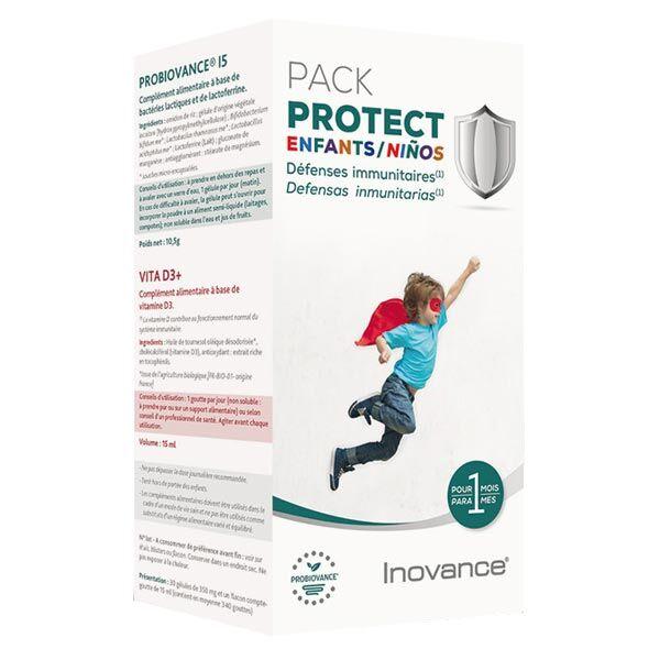 Inovance Pack Protect Enfants Défenses Immunitaires