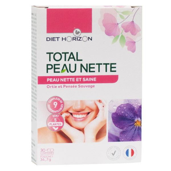 Diet Horizon Total Peau Nette 30 comprimés