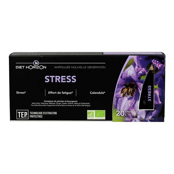 Diet Horizon Stress 20 ampoules
