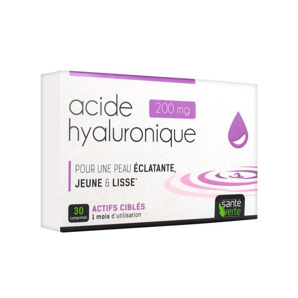 Santé Verte Acide Hyaluronique 200mg 30 comprimés