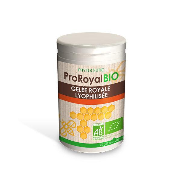 Pro Royal Bio Gelée Royale Lyophilisée 60 gélules