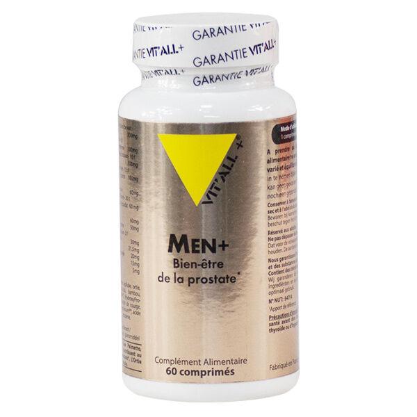 Vit'all+ Men+ 60 comprimés