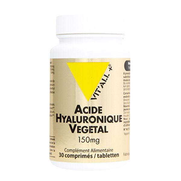 Vit'all+ Acide Hyaluronique 150mg Végétal 30 comprimés