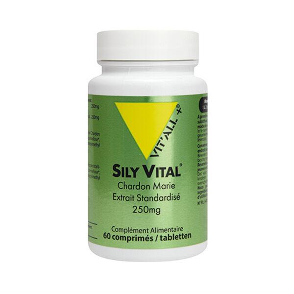 Vit'all+ Sily Vital 60 comprimés
