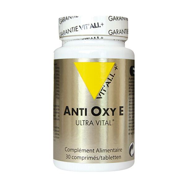 Vit'all+ Anti Oxy E Ultra Vital Complexe 30 comprimés
