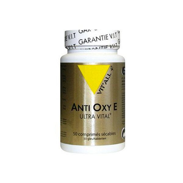 Vit'all+ Anti Oxy E Ultra Vital 50 comprimés