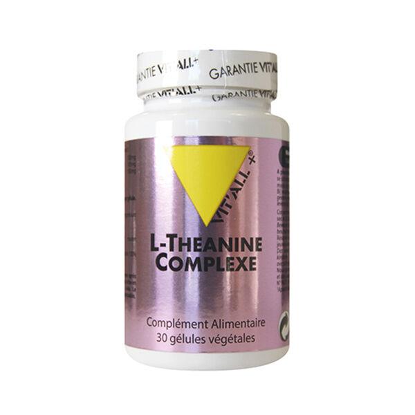 Vit'all+ L-Théanine Complexe 30 gélules