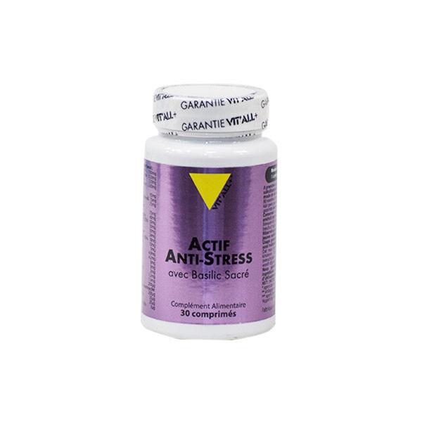 Vit'all+ Actif Anti-Stress 30 comprimés