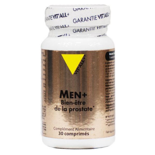 Vit'all+ Men + 30 comprimés