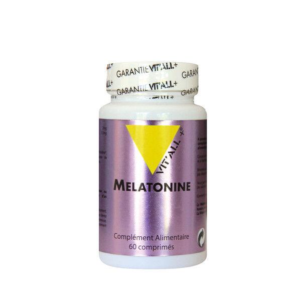 Vit'all+ Mélatonine 1mg 60 comprimés