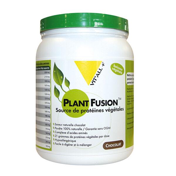 Vit'all+ Plant Fusion Protéines Végétales Parfum Chocolat 454g