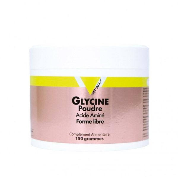 Vit'all+ Glycine Poudre Acides Aminés 150g