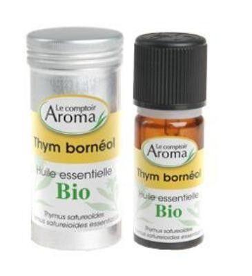 Le Comptoir Aroma Huile Essentielle Thym Bornéol 10ml