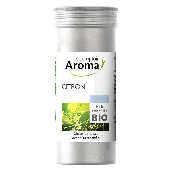 Le Comptoir Aroma Huile Essentielle de Citron 10ml