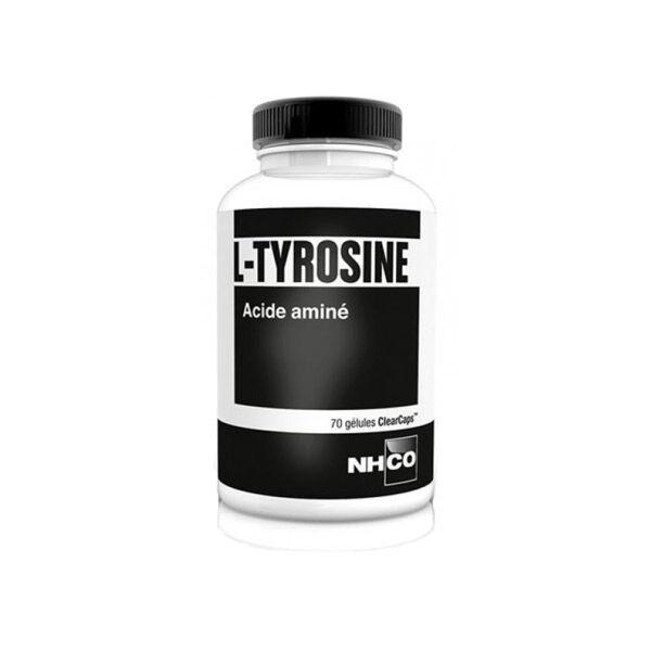 Nhco L-Tyrosine 70 gélules