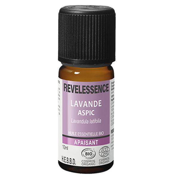 Florame Revel'Essence Huile Essentielle de Lavande Aspic Bio 10ml