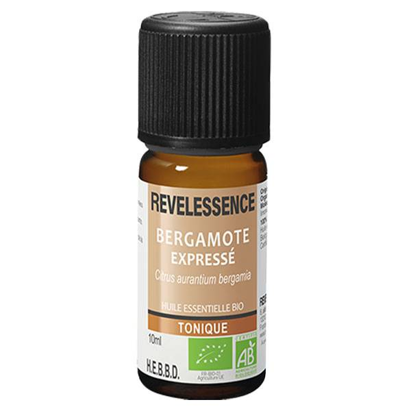 Florame Revel'Essence Huile Essentielle de Bergamote Expressé Bio 10ml