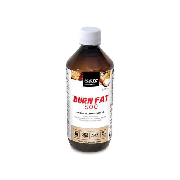 STC Nutrition Burn-Fat 500 Cola 500ml