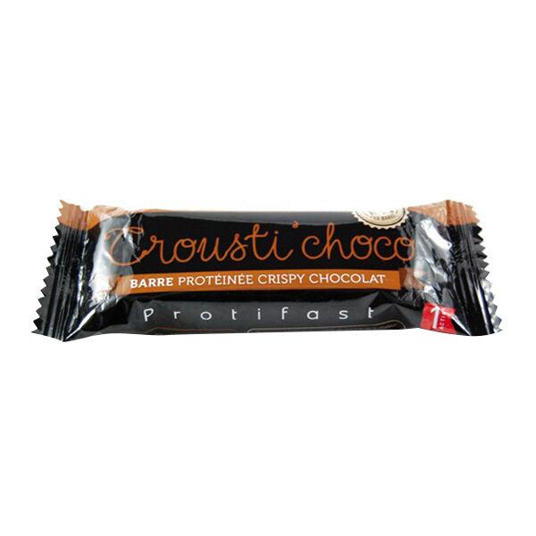 Protifast Barre Crousti'Choco 7 unités