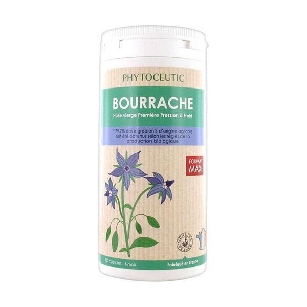 Phytoceutic Bio Huile de Bourrache 360 capsules
