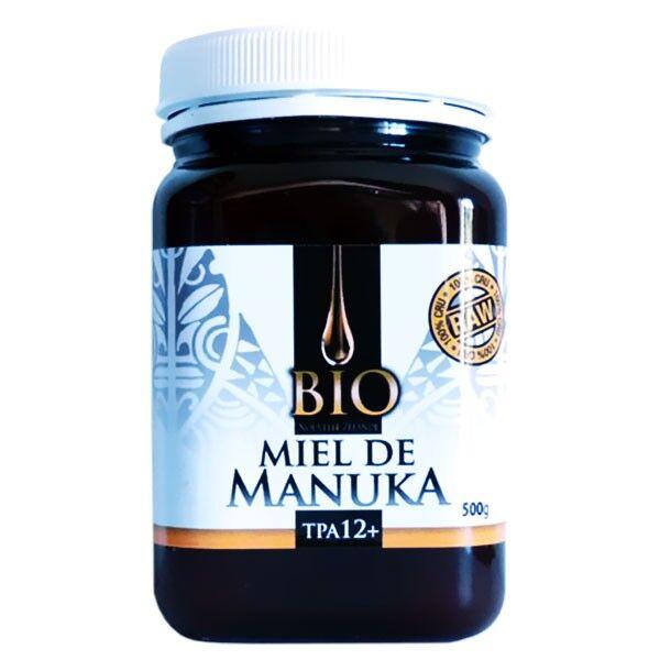 Miel de Manuka Bio Actif 12+ 500g