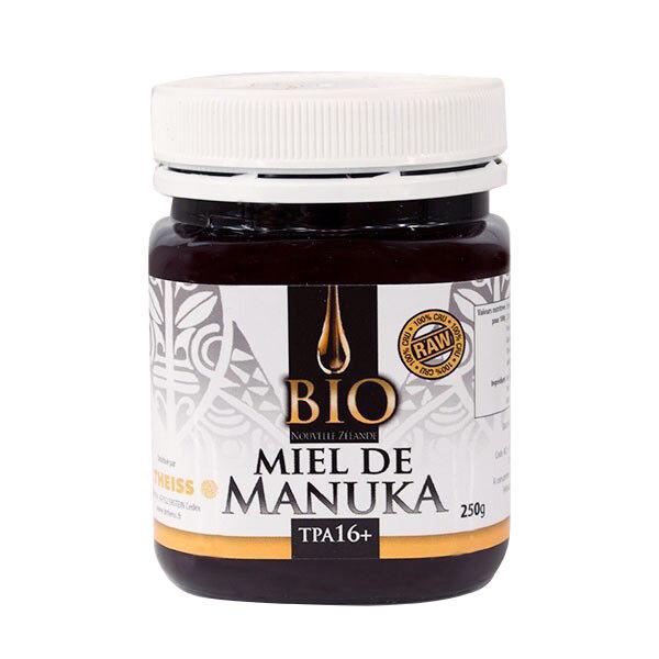 Miel de Manuka Bio Actif 16+ 250g