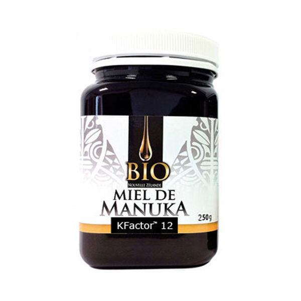 Miel de Manuka Bio Actif 12+ 250g