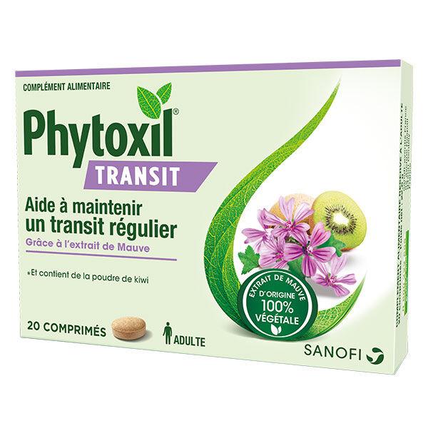 Sanofi Aventis Phytoxil Transit 20 comprimés