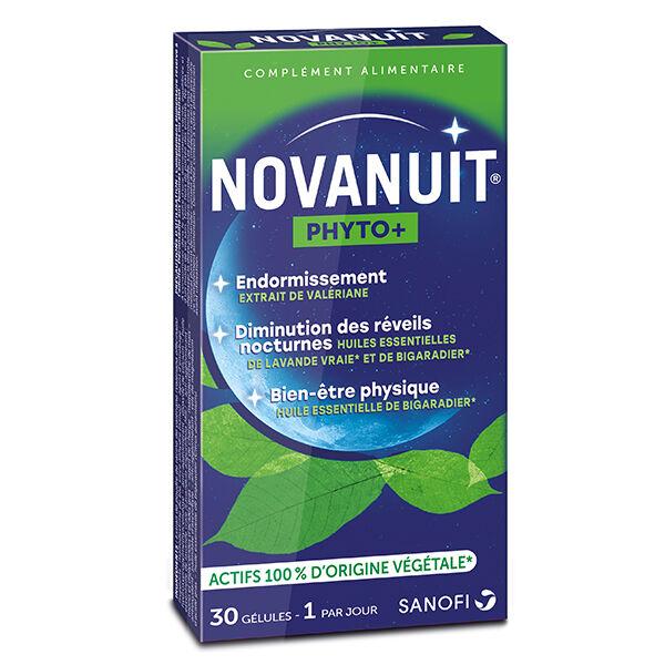 Sanofi Aventis Sanofi Novanuit Phyto+ 30 gélules