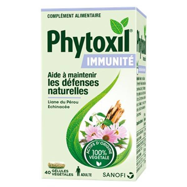 Sanofi Aventis Phytoxil Immunité 40 gélules