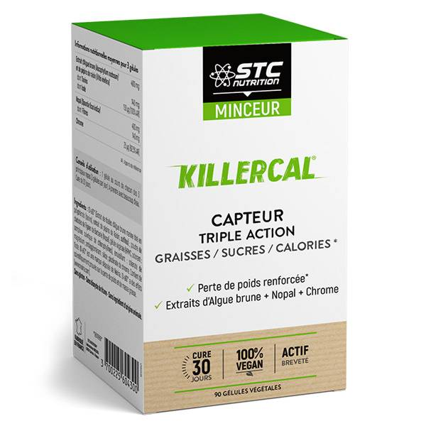 STC Nutrition Killercal 90 gélules