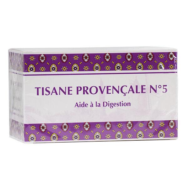 Tisane Provencale Tisane Provençale N5 Digestion 24 sachets