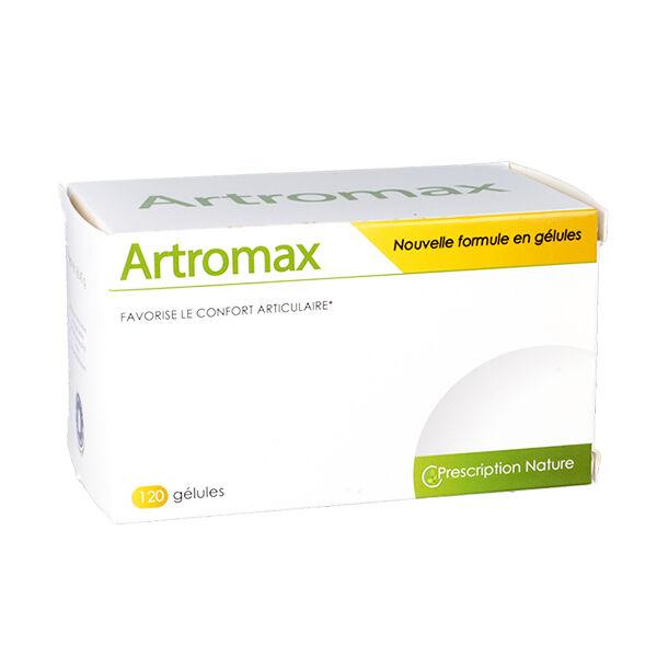 Prescription Nature Artromax 120 gélules