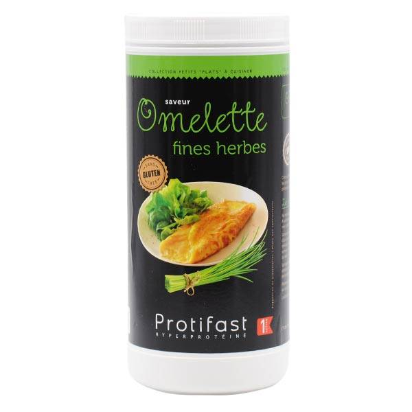 Protifast Petits Plats Omelette Fines Herbes Pot 500g