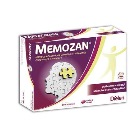 Dielen Memozan 60 capsules