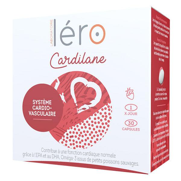 Lero Léro Cardilane 30 capsules