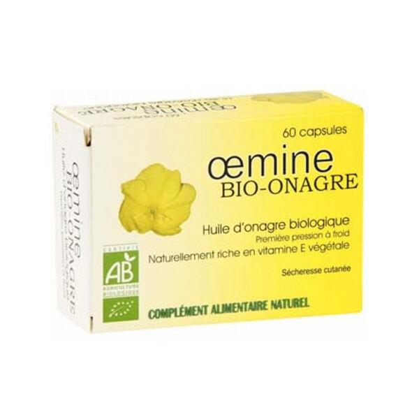 Oemine Bio-Onagre 60 capsules