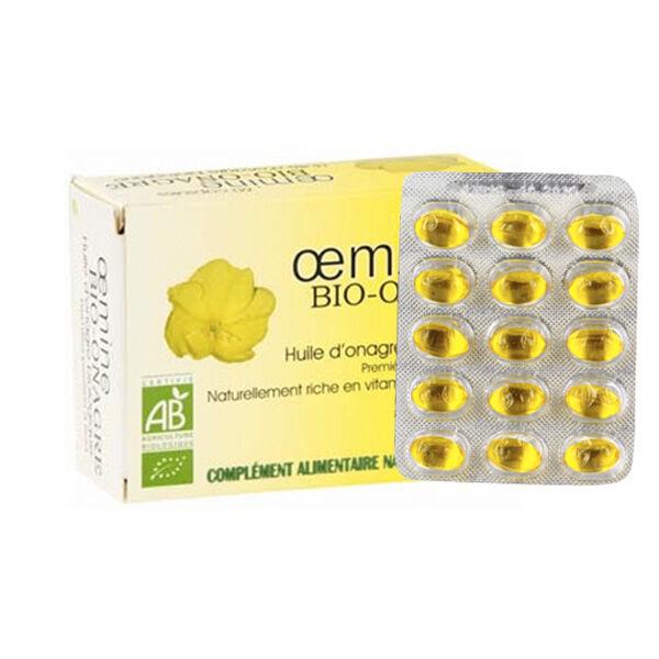 Oemine Bio-Onagre 180 capsules